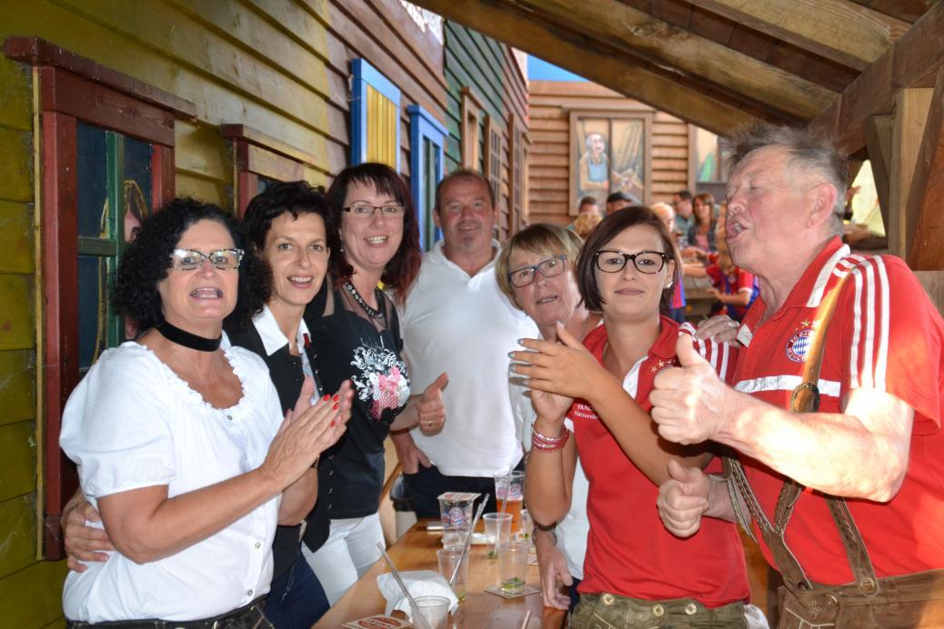 Sommerfest mit  MARC PIRCHER