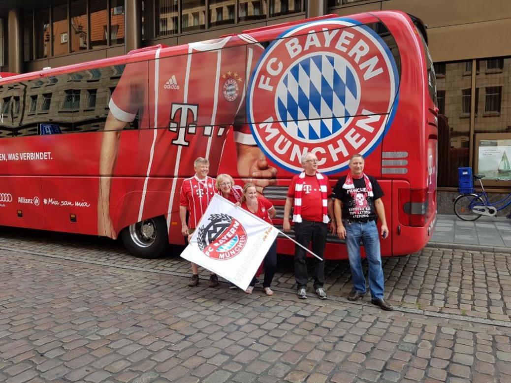 SV Werder Bremen  vs  FC BAYERN