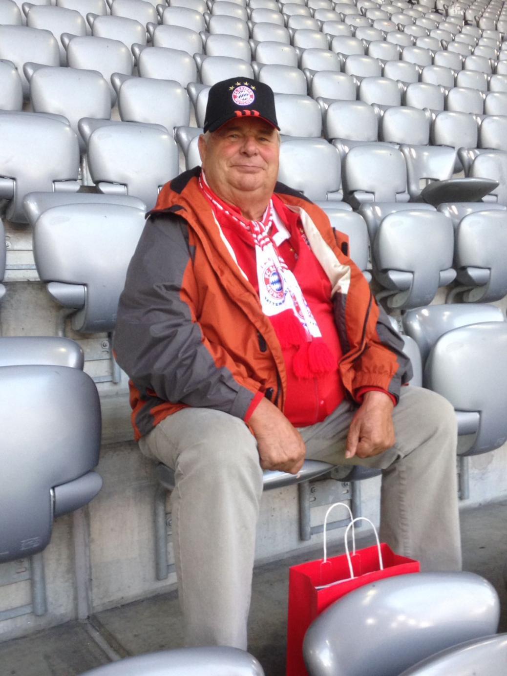 FC BAYERN  vs  RSC Anderlecht