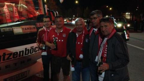 FC BAYERN  vs  Celtic Glasgow