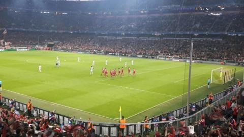 FC BAYERN  vs  Celtic Glasgow