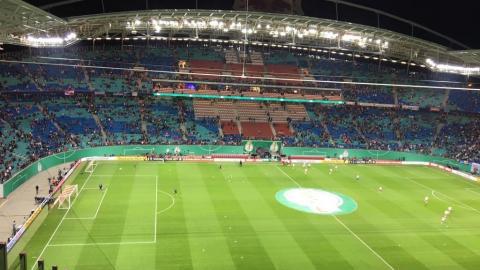 RB Leipzig  vs  FC BAYERN   (Pokal)