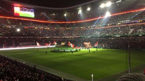 FC  BAYERN  vs  Borussia Dortmund  (Pokal)
