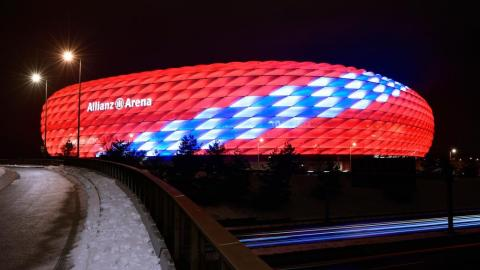 HAPPY BIRTHDAY  FC BAYERN
