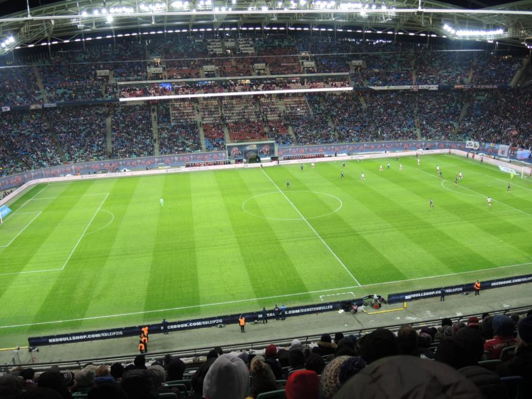 RB Leipzig  vs  FC BAYERN