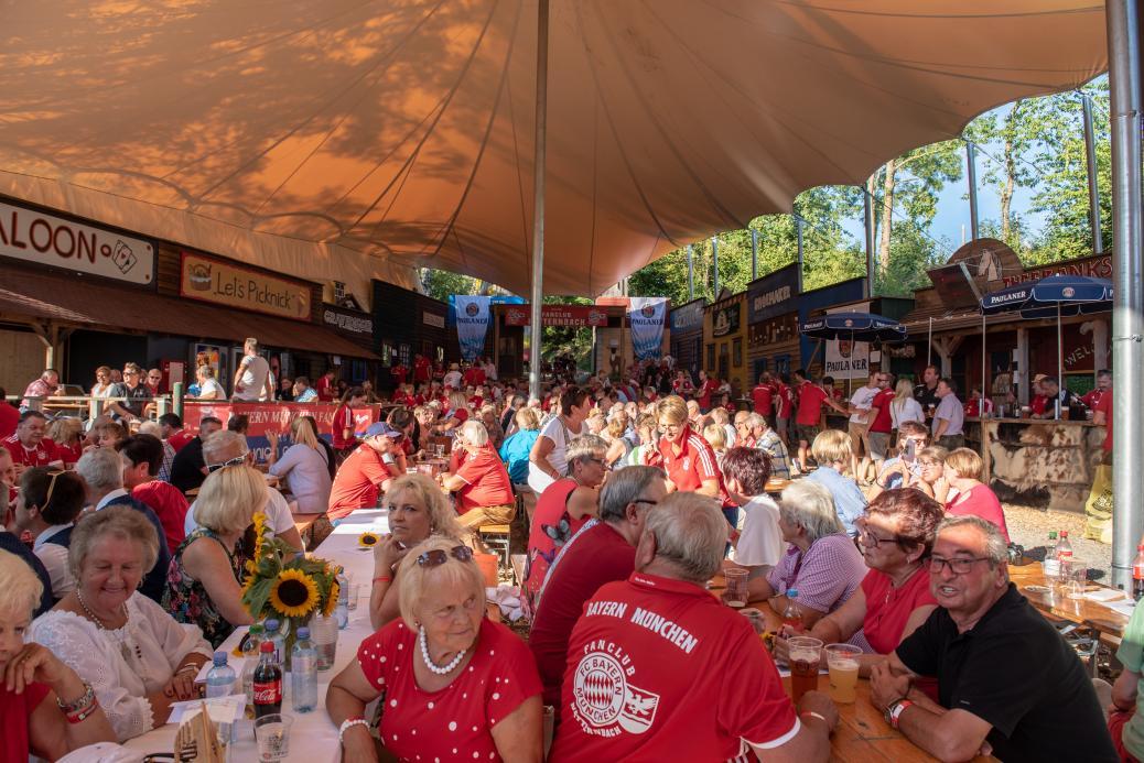 Fanclub Sommerfest