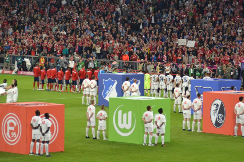 FC BAYERN   vs  1899 Hoffenheim