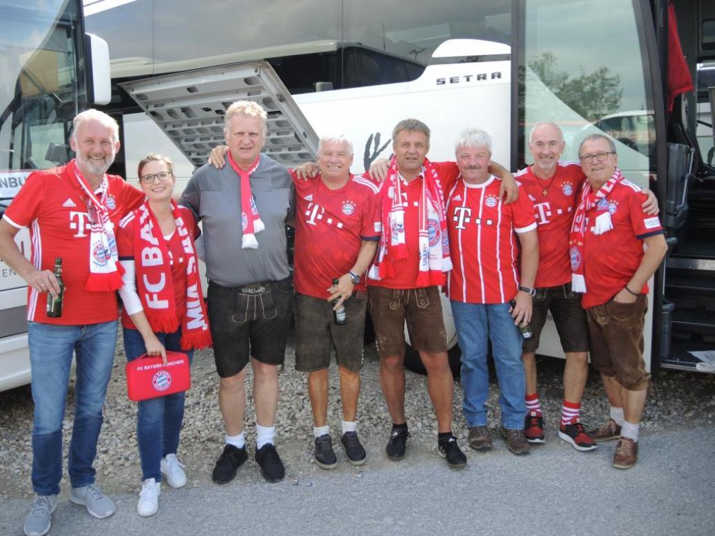 FC  BAYERN  vs  Bayer 04 Leverkusen