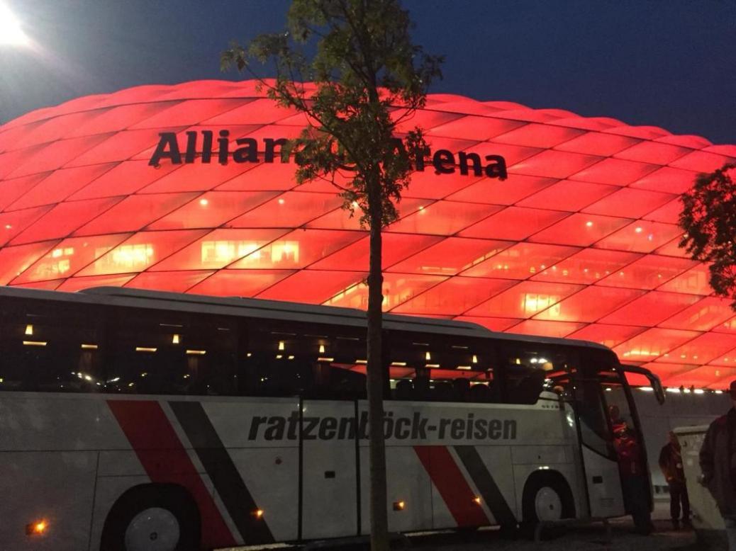 FC BAYERN  vs  Ajax Amsterdam