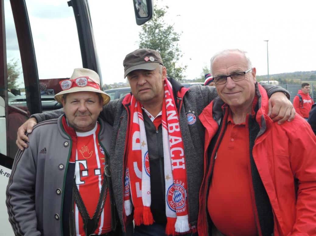 FSV Mainz 05   vs  FC BAYERN