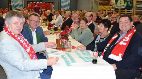 Jahreshauptversammlung und Weihnachtsfeier