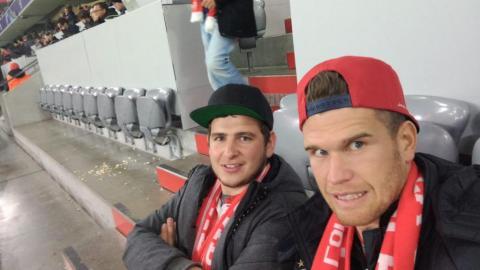 FC BAYERN  vs  AEK Athen