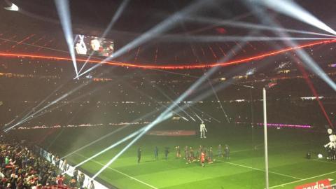FC BAYERN  vs  RB Leipzig
