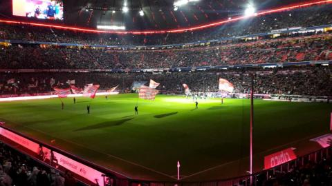 FC BAYERN  vs  FC Schalke 04