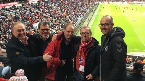 FC BAYERN  vs  1. FSV Mainz 05