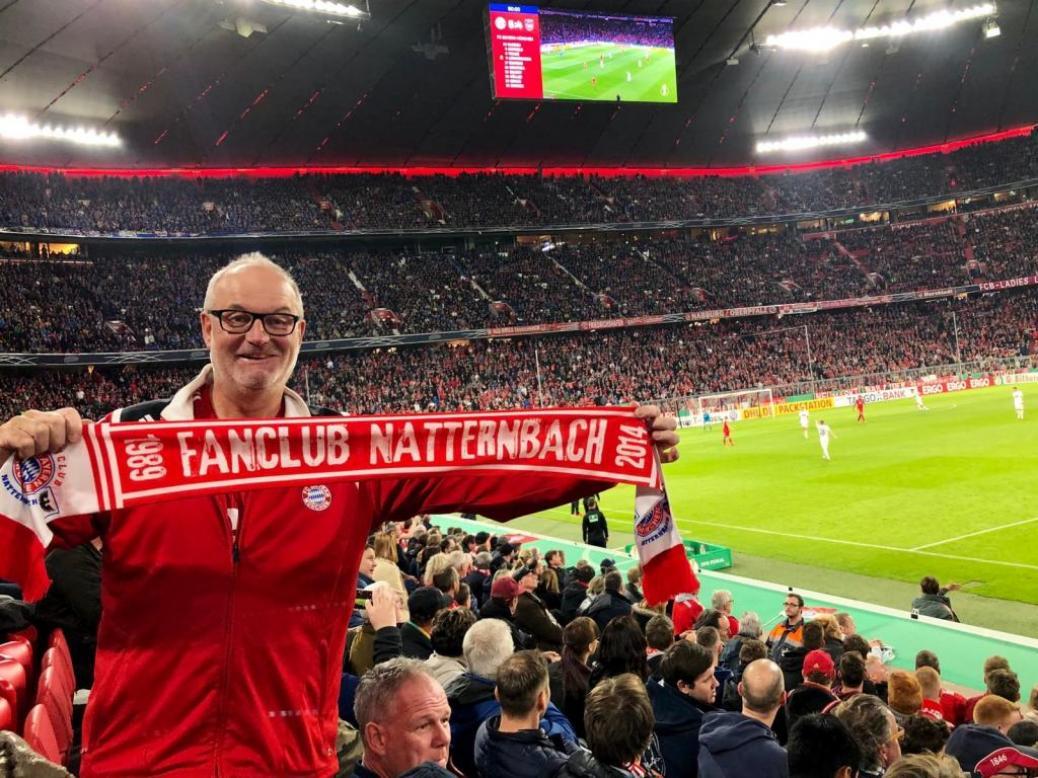 FC BAYERN  vs 1. FC Heidenheim  (Pokal)