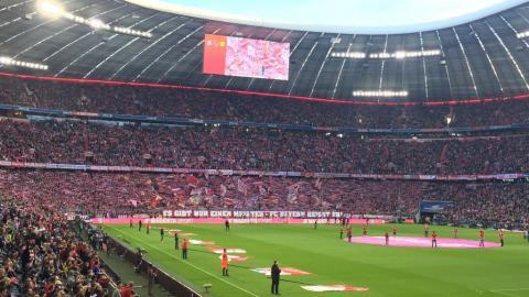 FC BAYERN  vs  Borussia Dortmund