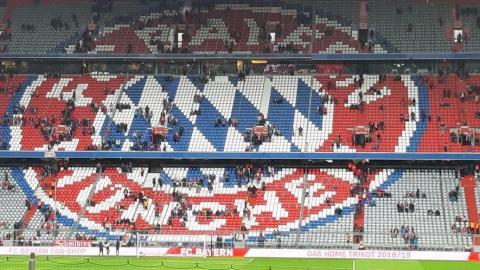 FC BAYERN  vs  Hannover 96
