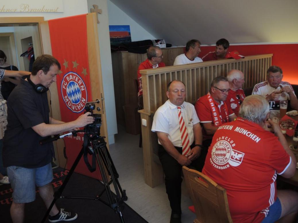 Frühschoppen mit TV Team