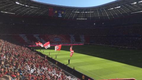 FC BAYERN  vs  1. FC Köln