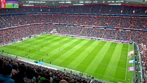 FC BAYERN  vs  TSG 1899 Hoffenheim