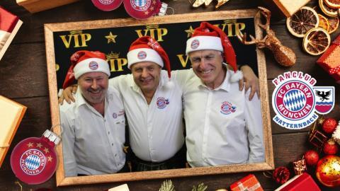 """""""Frohe Weihnachten und ein glückliches Jahr 2020"""
