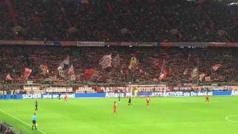 FC BAYERN  vs  SV Werder Bremen