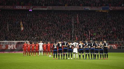 FC BAYERN  vs  SC Paderborn