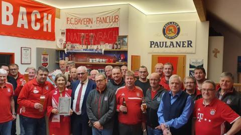 FC BAYERN feiert 120 Jahre