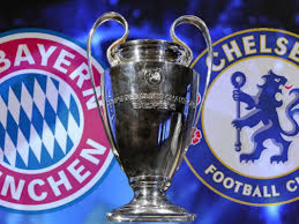 FC BAYERN  vs  FC Chelsea