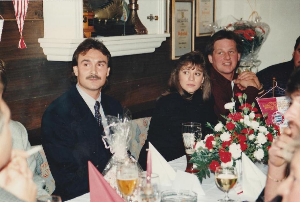 Weihnachtsfeier mit Raimond Aumann