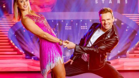 Michi Kirchgasser bei Dancing Stars