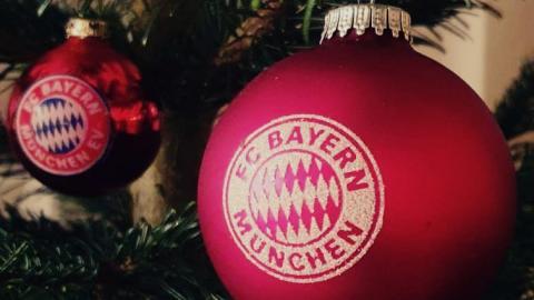 Frohe Weihnachten und ein glückliches Neues Jahr 2021