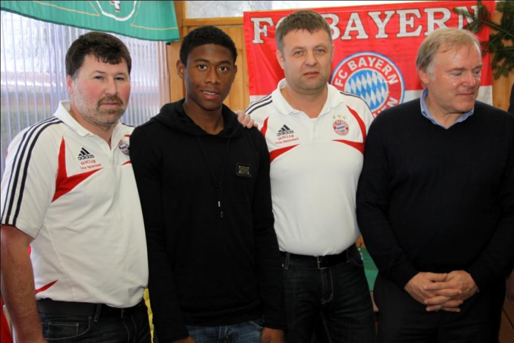 Alaba und Gerland verlassen FCB